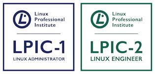 Logo LPIC1 LPIC2